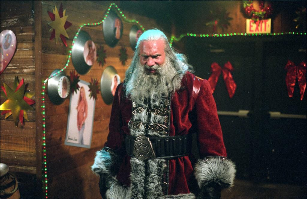 SANTA'S SLAY - Bill Goldberg