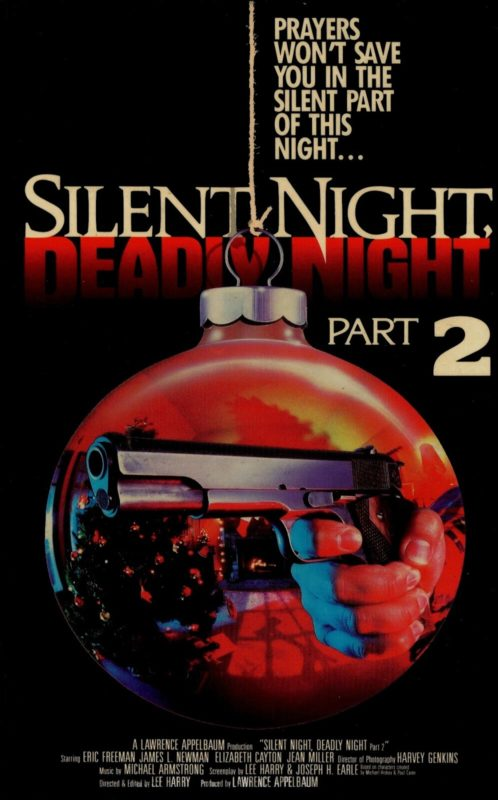 SILENT NIGHT, DEADLY NIGHT 2 - Poster