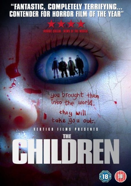 THE CHILDREN - Poster
