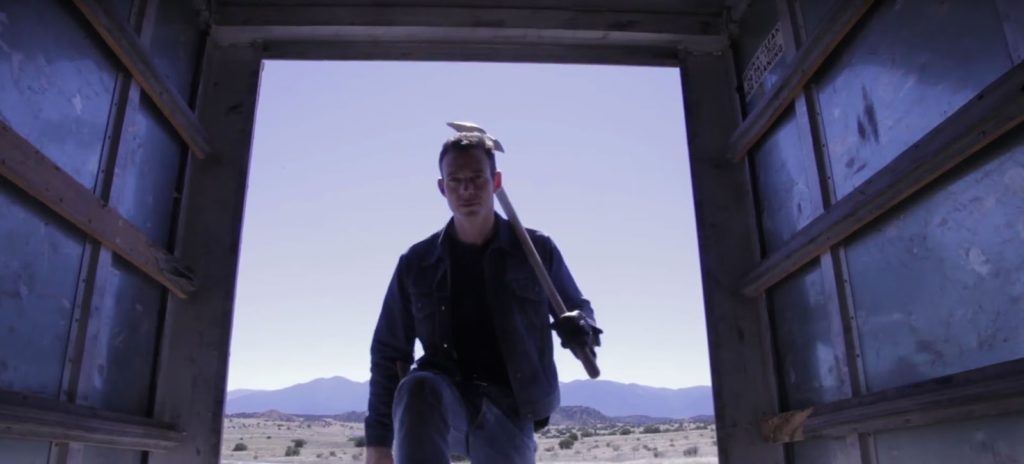 [THE DAILY GRINDHOUSE INTERVIEW] JIMMY LEE COMBS, DIRECTOR OF 'TERROR TALES'