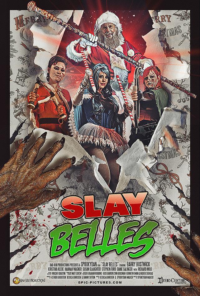 SLAY BELLES - Poster