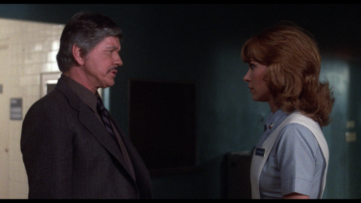 10 TO MIDNIGHT - Charles Bronson, Lisa Eilbacher