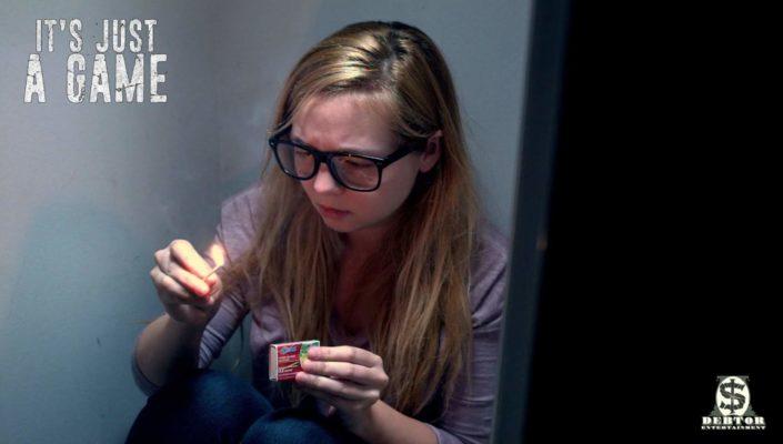 IT'S JUST A GAME - Hannah Cohen-Lawlor