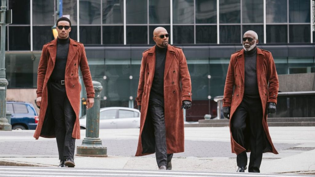 [MOVIES OF THE FUTURE] SHAFT (2019)