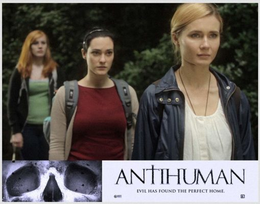 ANTIHUMAN - Cast