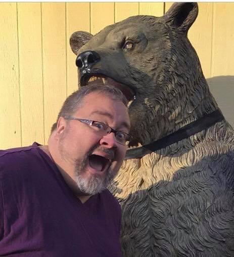 Greg Gunter - Women in Horror Month