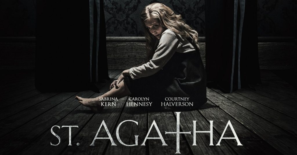 [THE DAILY GRINDHOUSE INTERVIEW] DARREN LYNN BOUSMAN, DIRECTOR OF 'ST. AGATHA'