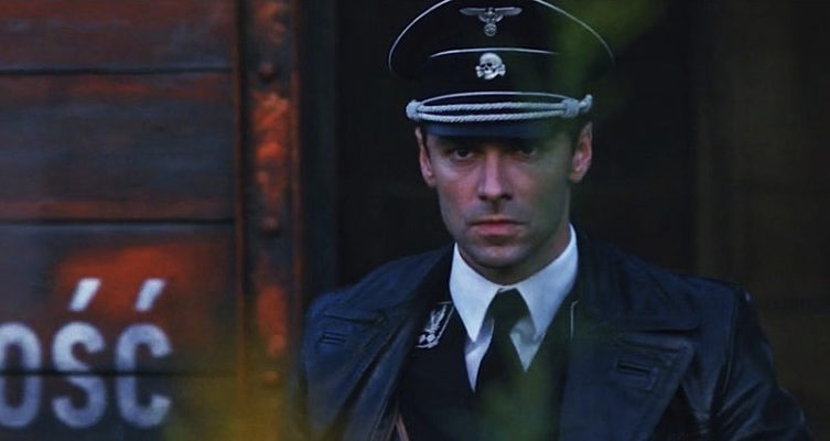 THE MAN WHO KILLED HITLER - Aidan Turner