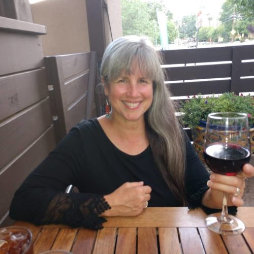 Deborah Voorhees - Women in Horror Month