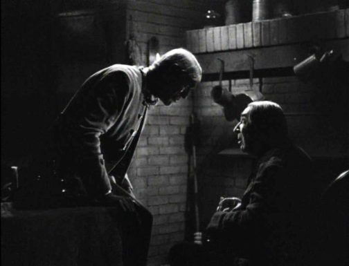THE BODY SNATCHER - Boris Karloff, Bela Lugosi