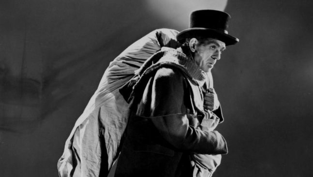 'THE BODY SNATCHER' FEATURES BORIS KARLOFF AT HIS SINISTER BEST