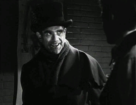 THE BODY SNATCHER - Boris Karloff
