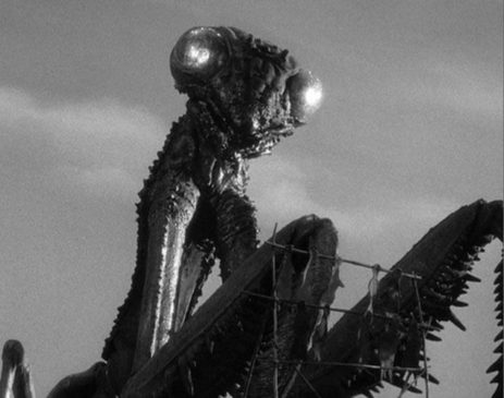 'THE DEADLY MANTIS' IS THE LATEST '50S CREATURE FEATURE TO ATTACK BLU-RAY