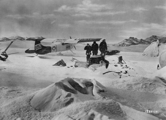 THE DEADLY MANTIS - Arctic site