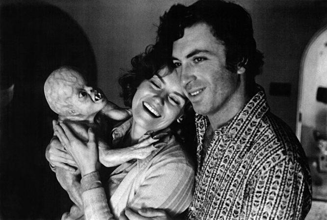 Larry Cohen, Sharon Farrell