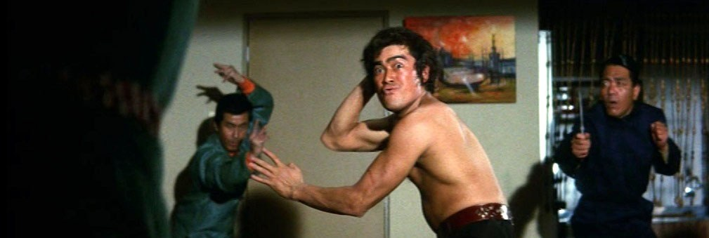 tHE STREET FIGHTER - Sonny Chiba