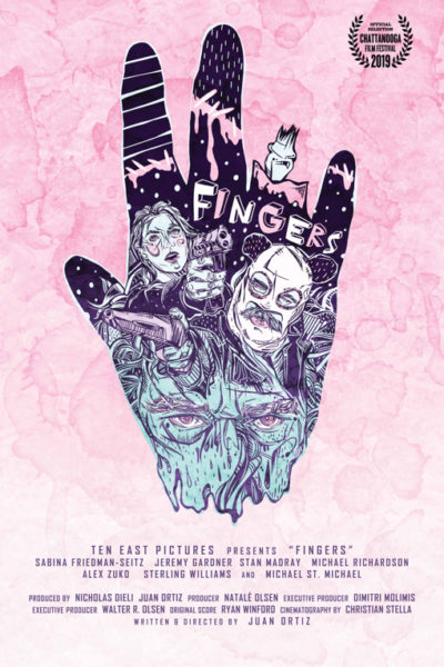 Chattanooga Film - Fingers