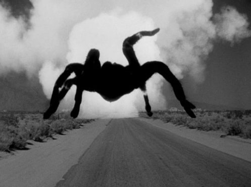 '50S SCI-FI FAVORITE 'TARANTULA' CRAWLS ON TO BLU-RAY FROM SCREAM FACTORY