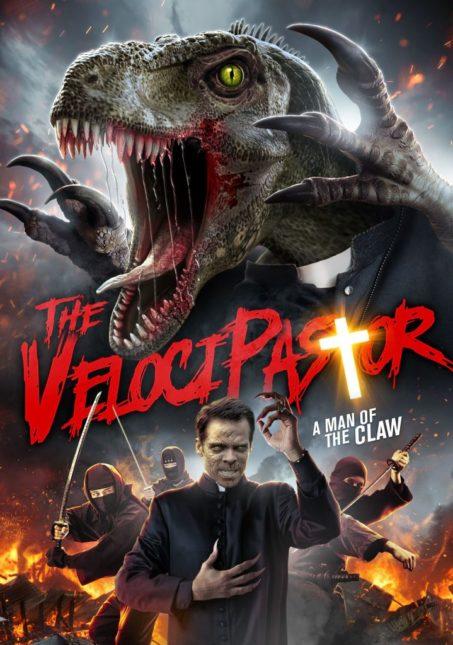 THE VELOCIPASTOR - poster