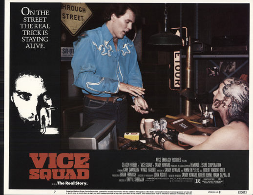 Chattanooga Film - VICE SQUAD