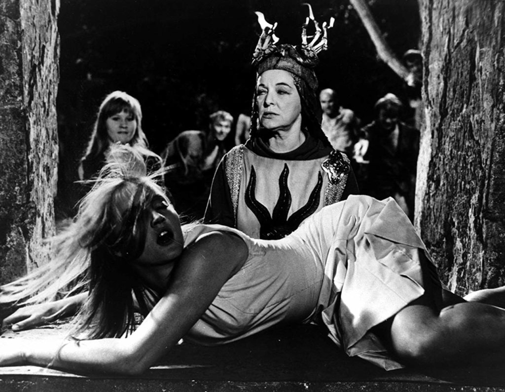 [NOW ON BLU-RAY] THE WITCHES (1966)