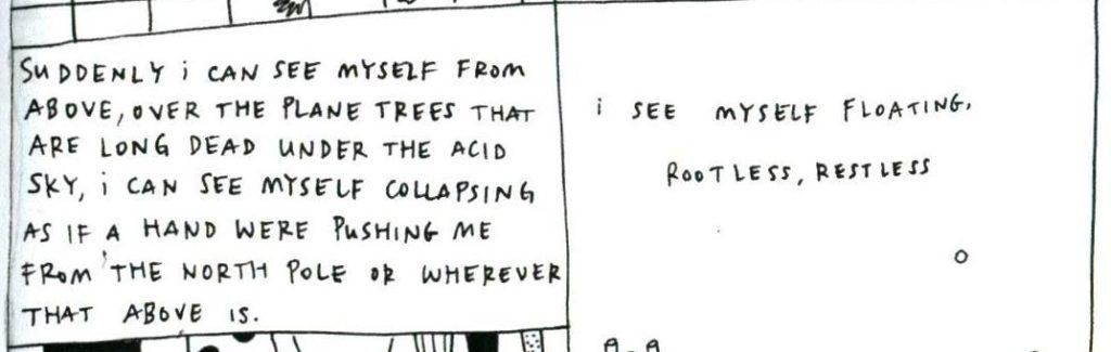[GRINDHOUSE COMICS COLUMN] 'VAGABOND' BY TANA OSHIMA