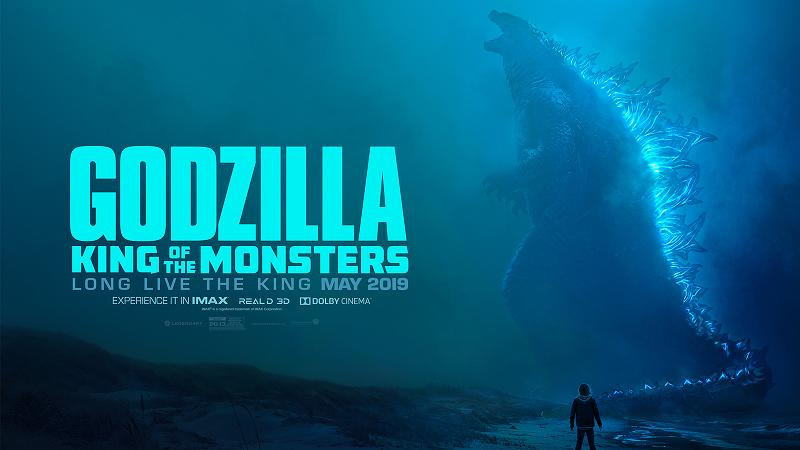 [IN THEATERS NOW] GODZILLA: KING OF THE MONSTERS (2019)