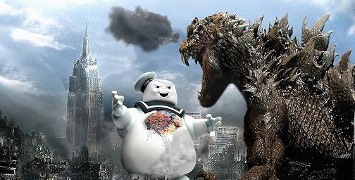 [AN INVESTIGATION] IS MISTER STAY-PUFT A KAIJU?