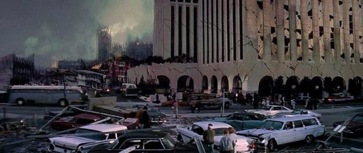 SHOUT FACTORY'S 'EARTHQUAKE' BLU-RAY IS A STELLAR PRESENTATION OF A SHAKY MOVIE
