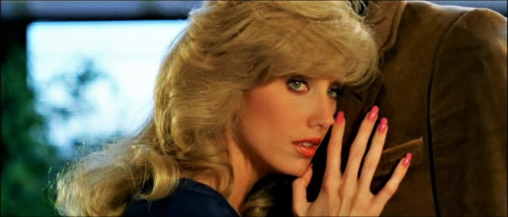 EARLY '80S MORGAN FAIRCHILD THRILLER 'THE SEDUCTION' STALKS ON TO BLU-RAY FROM SCREAM FACTORY