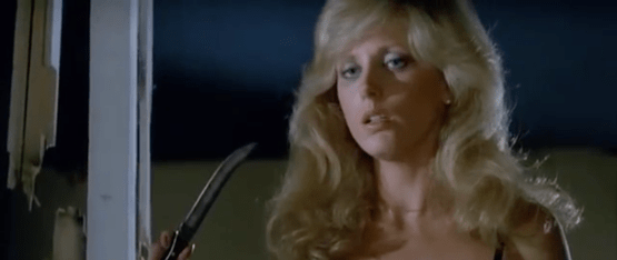 THE SEDUCTION - Morgan Fairchild