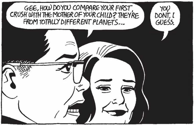 [GRINDHOUSE COMICS COLUMN] 'IS THIS HOW YOU SEE ME?' BY JAIME HERNANDEZ