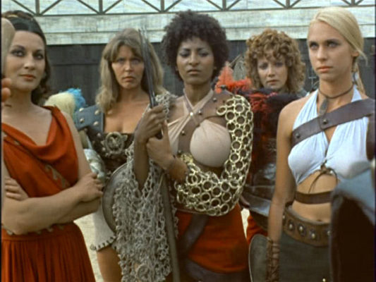 THE ARENA - Pam Grier