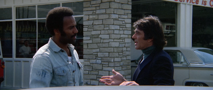 MEAN JOHNNY BARROWS - Fred Williamson, Stuart Whitman