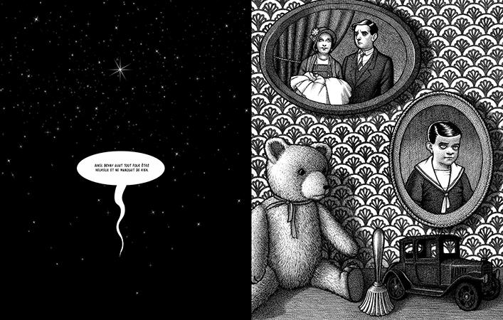[GRINDHOUSE COMICS COLUMN] 'BEZIMENA' BY NINA BUNJEVAC