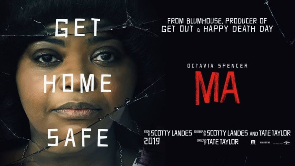 [IN THEATERS NOW] MA (2019) is a return to the fine art of campy horror