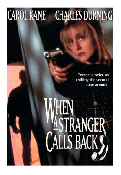 WHEN A STRANGER CALLS BACK - Poster