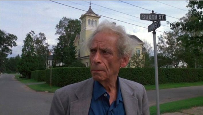 Larry Cohen's A RETURN TO SALEM'S LOT - Sam Fuller