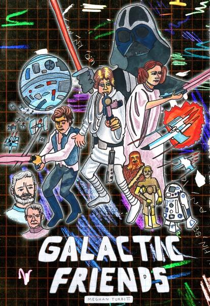 Daily Grindhouse   [GRINDHOUSE COMICS COLUMN] 'GALACTIC