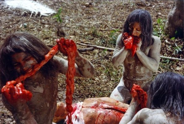 THE GREEN INFERNO - Cannibals
