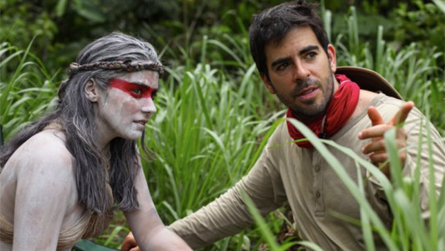 THE GREEN INFERNO - Eli Roth