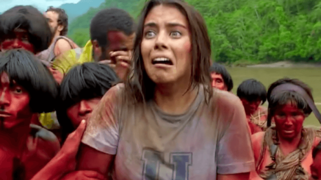 THE NEW SCREAM FACTORY BLU-RAY PROVES THE MAKING OF 'THE GREEN INFERNO' IS MORE INTERESTING THAN THE ACTUAL FILM