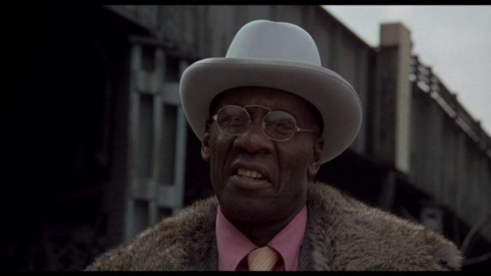 Larry Cohen's HELL UP IN HARLEM - Julius Harris