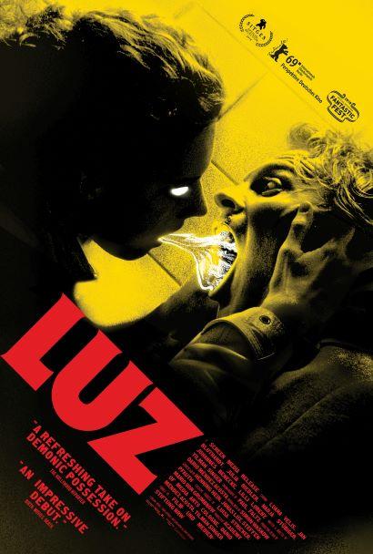 LUZ - poster
