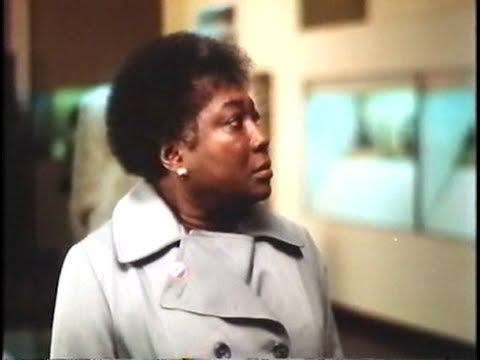 Larry Cohen's SEE CHINA AND DIE - Esther Rolle