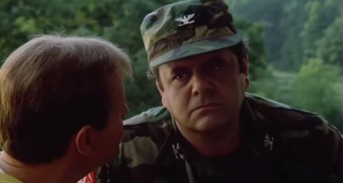 Larry Cohen's THE STUFF - Paul Sorvino