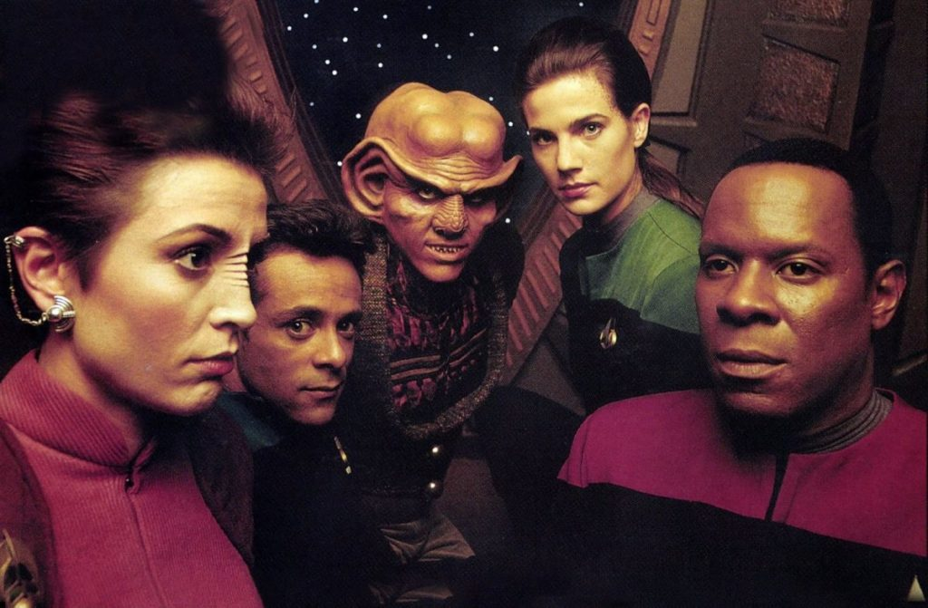 WHAT WE LEFT BEHIND: A LONG OVERDUE DOCUMENTARY RETROSPECTIVE ON 'DEEP SPACE NINE'