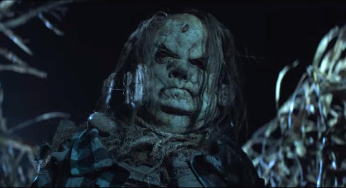 Harold the Scarecrow in Øvredal's film adaptation