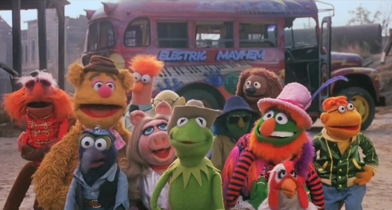 MOVIN' RIGHT ALONG – 'THE MUPPET MOVIE' AT 40
