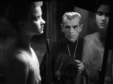 THE BLACK CAT - Boris Karloff